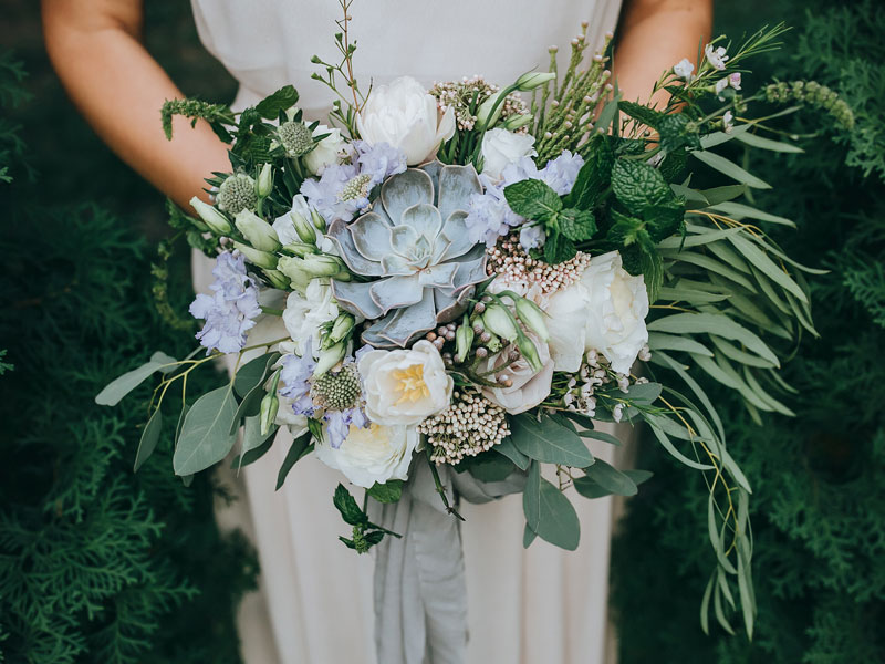 Finding Your Bouquet Style
