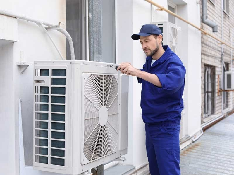Heating and Air Conditioning Professional